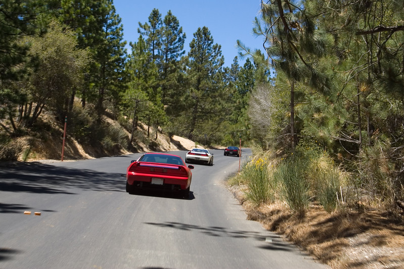 2007 07/01: CalCoastal NSX Canyon Drive VII