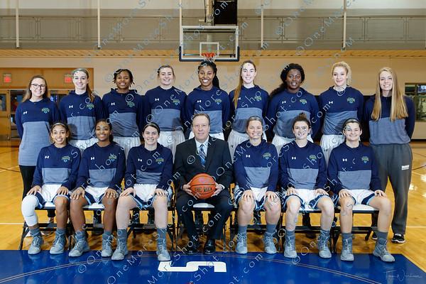 Jefferson Women & Men's Basketball vs NYACK College