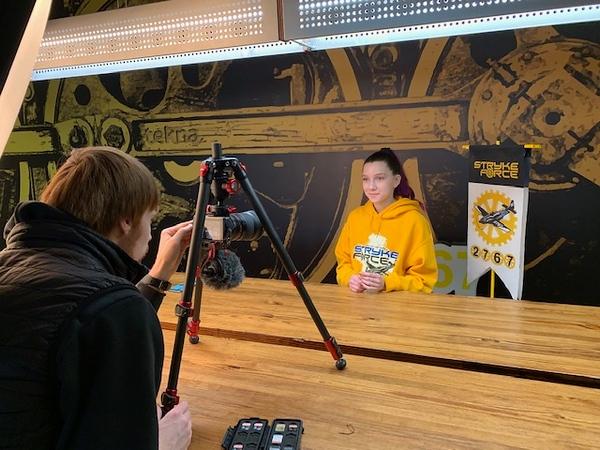 Filming Video