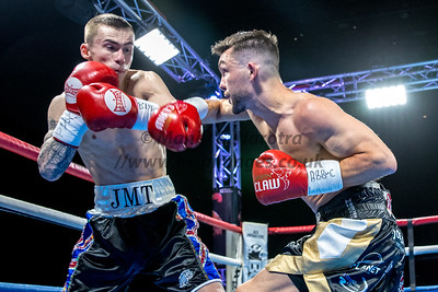 8. Kyle Williams v Jordan Turner - Midlands Area Bantamweight Title