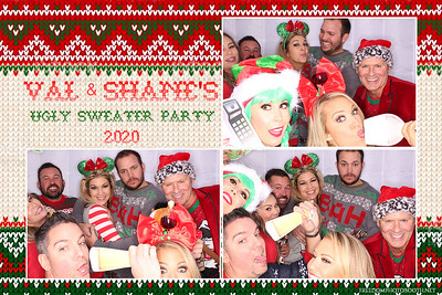 Val & Shane's Ugly Sweater Party 12.05.2020