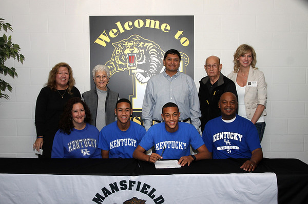 Mansfield National Day of Signing (Free)