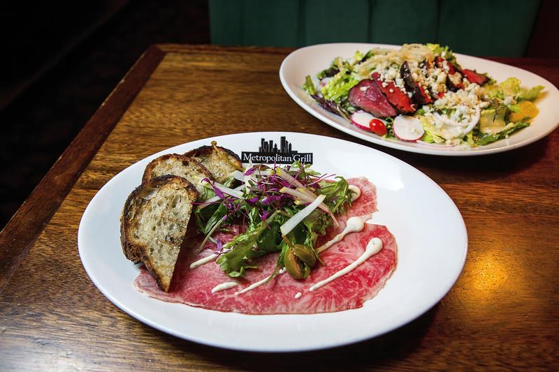 Prosciutto at Metropolitan Grill in Seattle