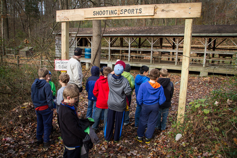 2013 Pack 231 Fall Campout