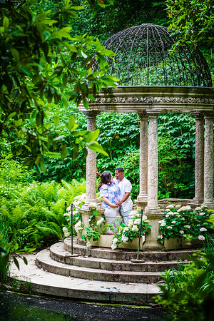 Allison + Jeffrey | Longwood Gardens | 06.07.2019