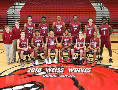 2018 Weiss Basketball