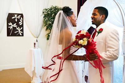 Taiesha & Daryl Wedding - Lampert Place