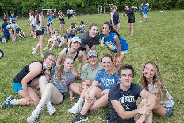 Class of 2021 Trip to Camp Echo - May 21, 2021