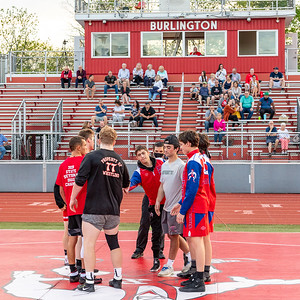 MHS Boys Wrestling vs Burlington 21MAY21