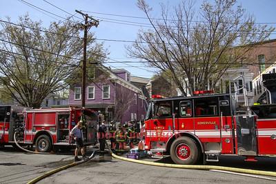 Somerville, MA - 2nd Alarm, 169 Washington Street, 5-2-18
