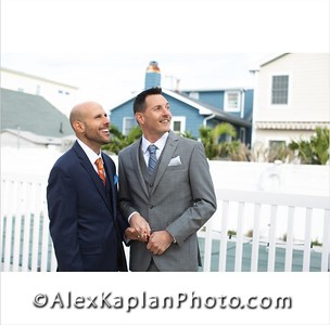 Wedding Album at Park Pavilion in Seaside Park By Alex Kaplan