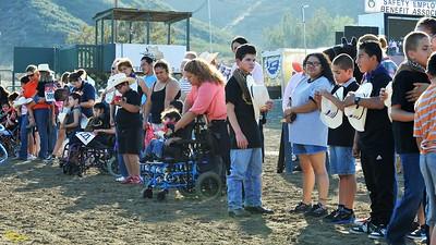 2015 San Bernardino Sheriff's PRCA Challenged Children's Rodeo
