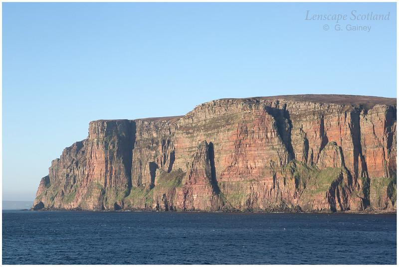 St John's Head, from the sea