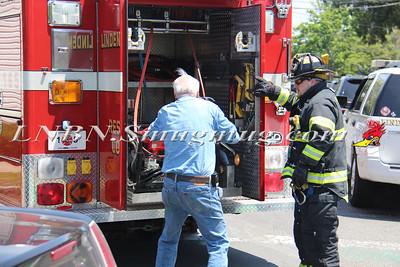 Lindenhurst F.D. MVA w/ Entrapment N. Wellwood Ave & Fremont St. 5-26-16
