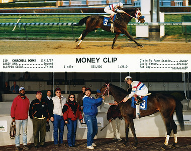 MONEY CLIP - 11/19/1997
