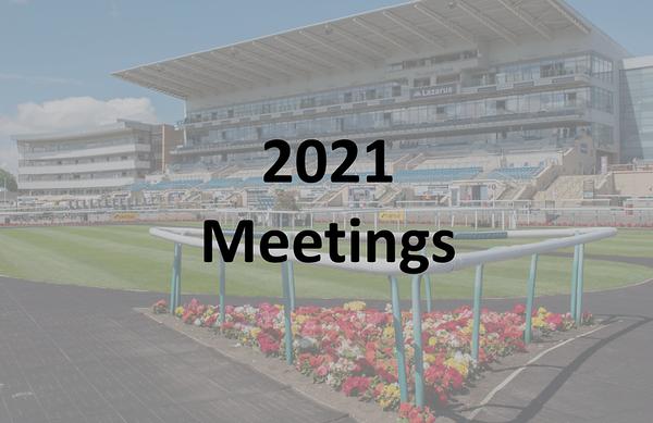 Meetings 2021