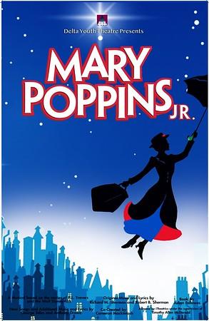 Delta Youth Theatre Mary Poppins 2019