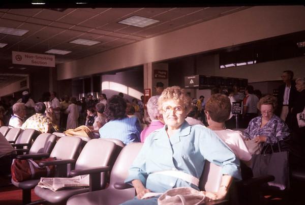 Trip to Scandianvia 1987