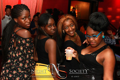 August Eye Candy Party at The Loft 08-31-2012
