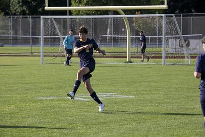 HS Sports - Woodhaven vs. Trenton Boys Soccer 19