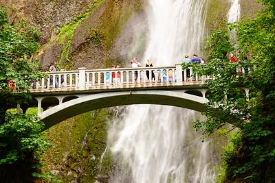 20 Jun - Multnomah Falls