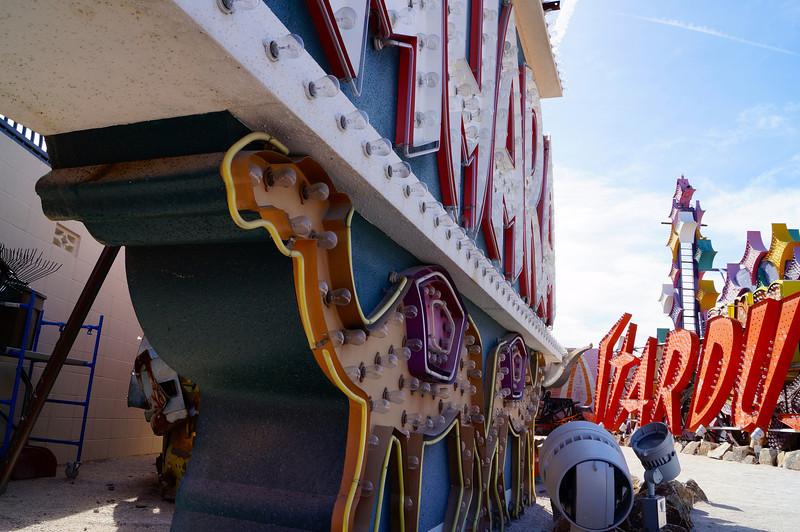 The Neon Museum Las Vegas, Nevada