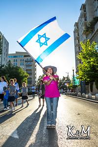 2017-05-24 Jubilee Reunification Parade Jerusalem