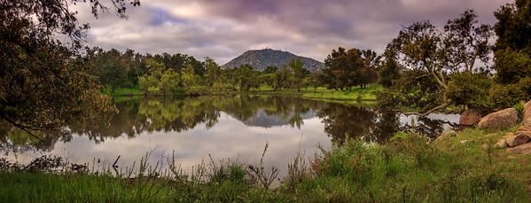 Hike - Ramona Grassland Preserve - March 26, 2017