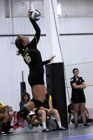 (JV)  Marquette Invite @ Dunes Volleyball Club  8/22/15