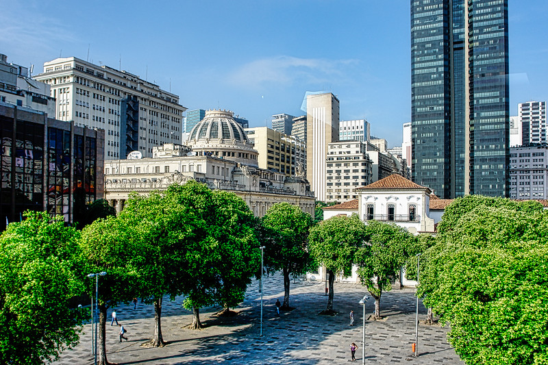 View in Rio