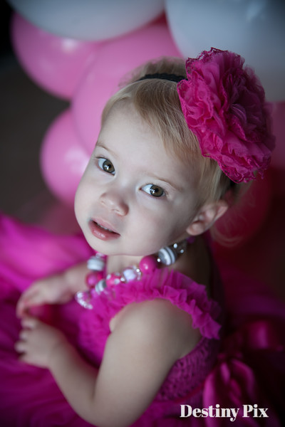 Scarlett's 2nd Birthday Party Pix