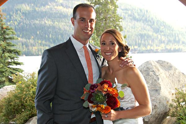 Laura and Matt's Wedding: Formal Outdoor Photos