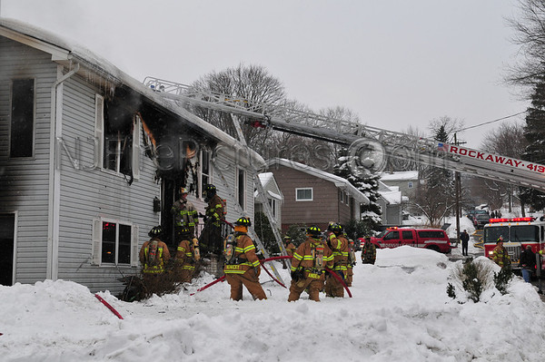 Denville NJ House Fire 4 Shawger Road
