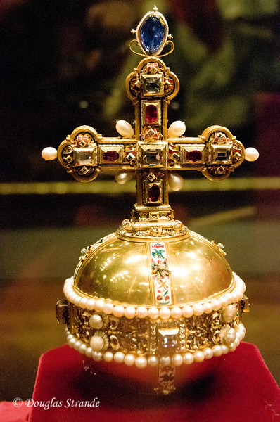 Imperial Treasury of the Habsburg Empire in Vienna