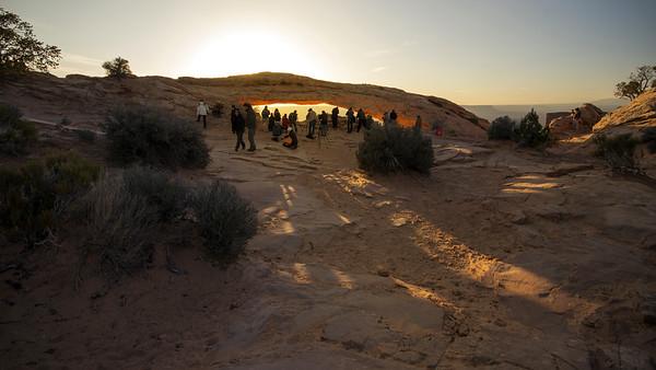 Canyonlands - Mesa Arch