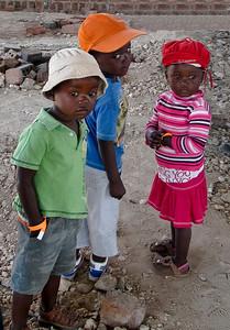 Africa Mission Trip  People & Kids
