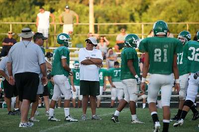 Green and White Scrimmage 2010
