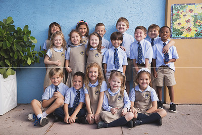 2014-2015 Kindergarten Snapshots