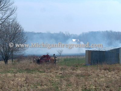 4/20/08 - Leslie field fire, Fitchburg & Wright Rds