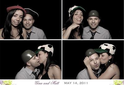 CHI 2011-05-14 Gina & Matt
