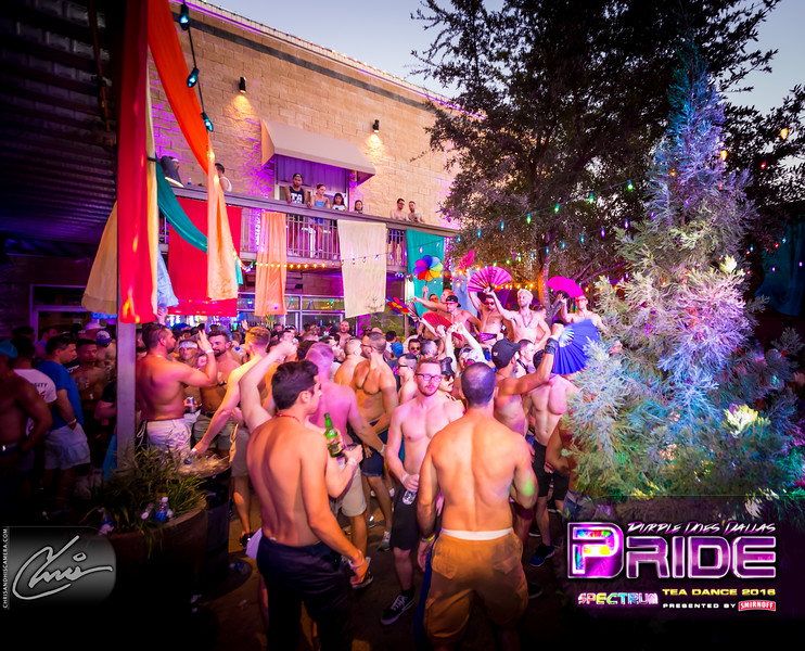 SPECTRUM | The Dallas Pride Tea Dance 2016
