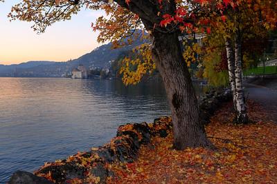 Luci e colori d'autunno