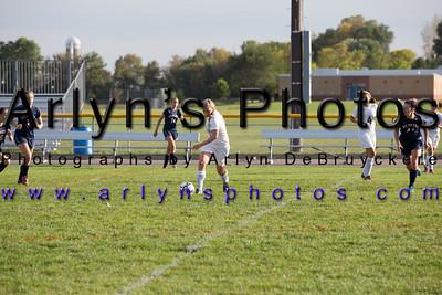 Girls Soccer vs St. Peter