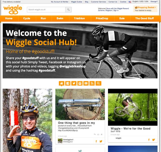 Wiggle Bikes