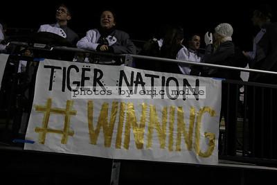 Fort Smith Southside Rebels at Bentonville Tigers - 11/23/2012