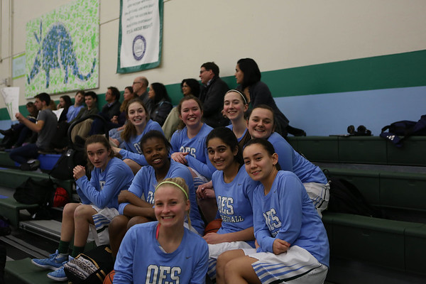 Basketball Sr Night - Student Intern Photographers: TJ, AM, GW