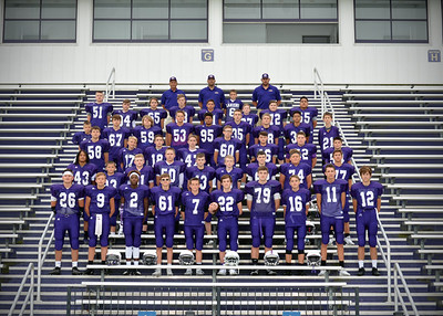 CMS 8th Grade Football 2018-2019 Team and Individual
