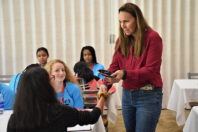 2019 ATHENA International High School and Middle School Girls' Leadership Camps