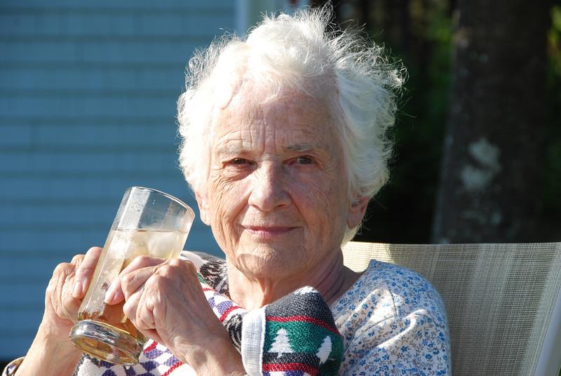 Grandma Romig - 2