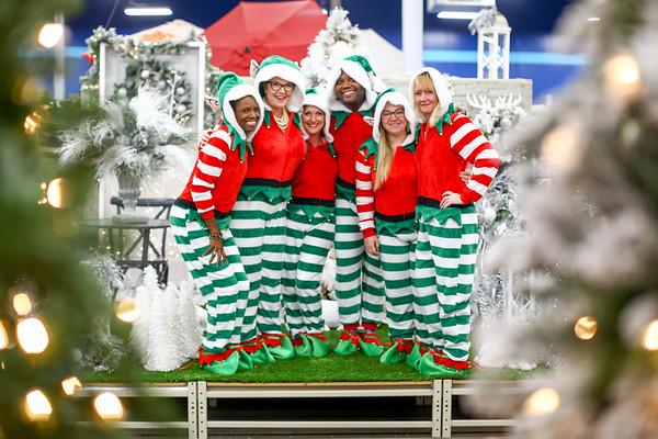 Crowne Plaza 2018 Holiday Elves